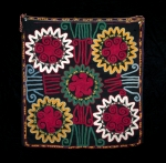 Early 20th century Kungrat ilgich embroidery.